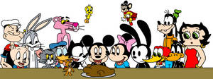 A Toon Thanksgiving
