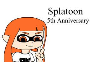 Splatoon - 5th Anniversary