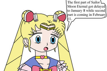 Sailor Moon Eternal movies coming in 2021 by Mega-Shonen-One-64