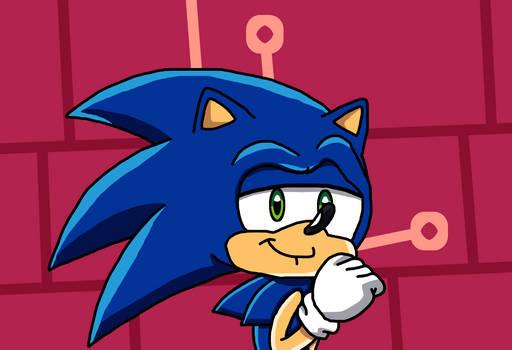 Sonic Redraw - Sonic X