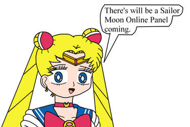 Sailor Moon Online Panel at SDCC Online by Mega-Shonen-One-64