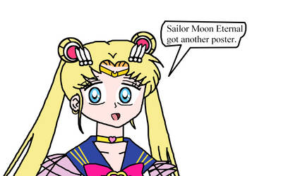 Sailor Moon Eternal got another poster by Mega-Shonen-One-64