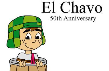El Chavo - 50th Anniversary