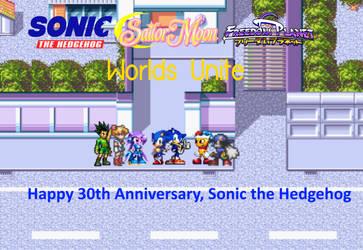 STH SM FP: WU - Sonic's 30th Anniversary