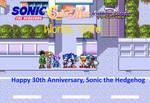STH SM FP: WU - Sonic's 30th Anniversary by Mega-Shonen-One-64