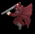 Lunario - Werwolf Assassin by Tsuyukiyumi