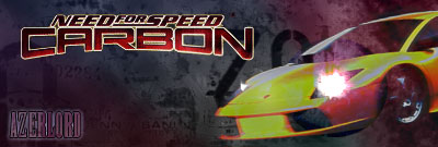 need for speed carbon sig2 by azerlord