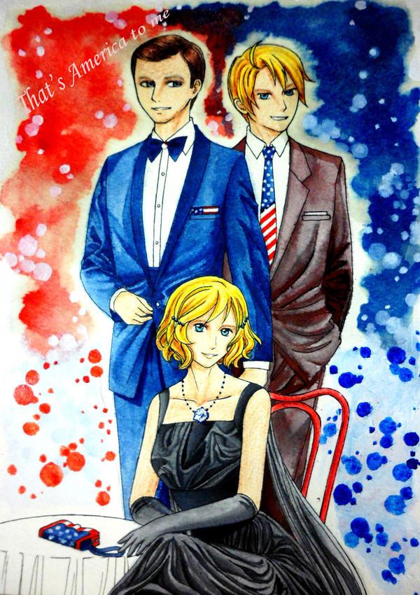 That's America to me by hanakoofthejungle