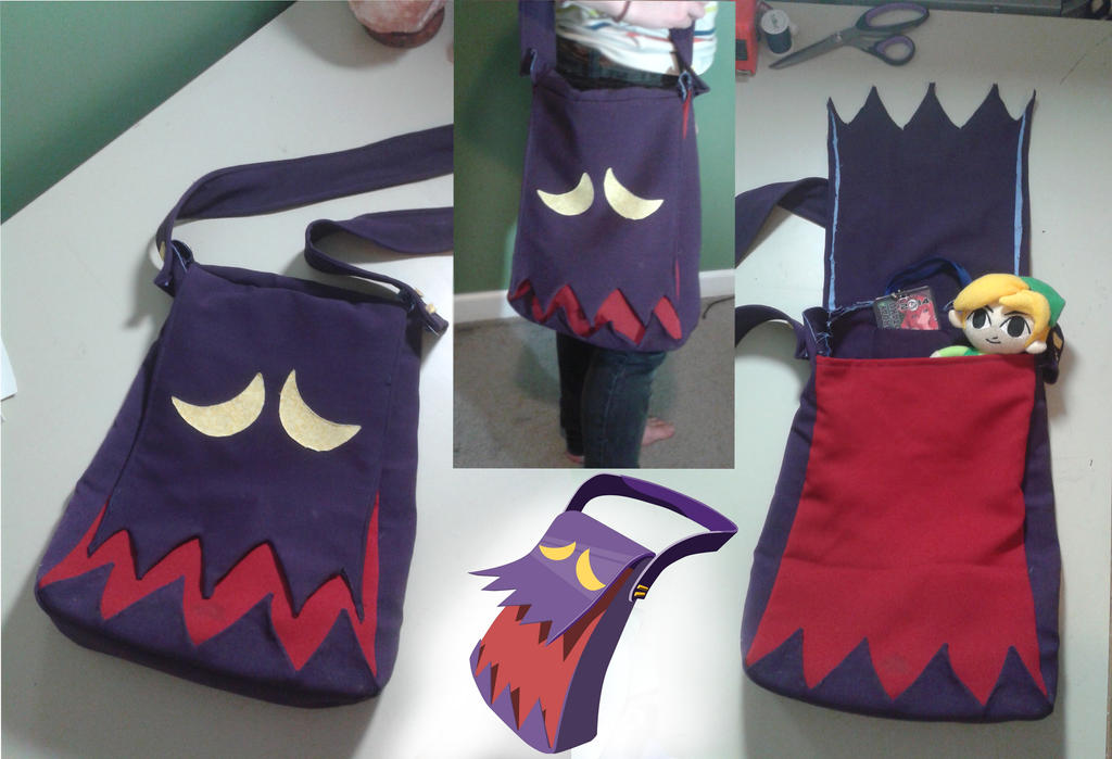 Spoils bag recreation the wind waker by pixelcollie on deviantart spoils bag recreation the wind waker by pixelcollie mozeypictures Choice Image