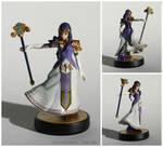 Princess Hilda Custom Amiibo Figure