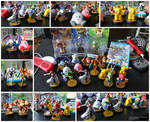 Amiibo Trophy Room Collection
