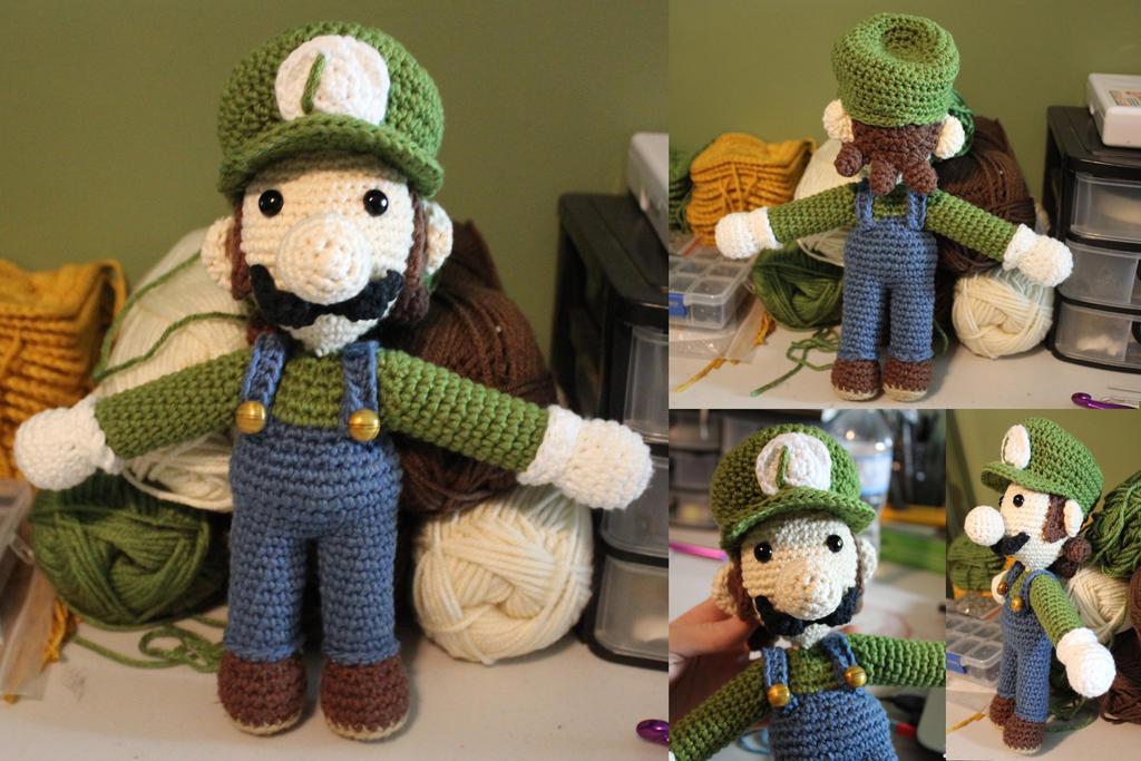 Luigi - All About Ami | 683x1024