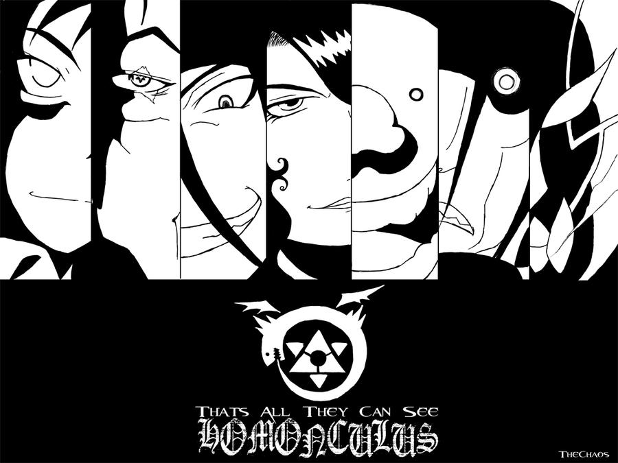 Homunculus By Thech4os On Deviantart