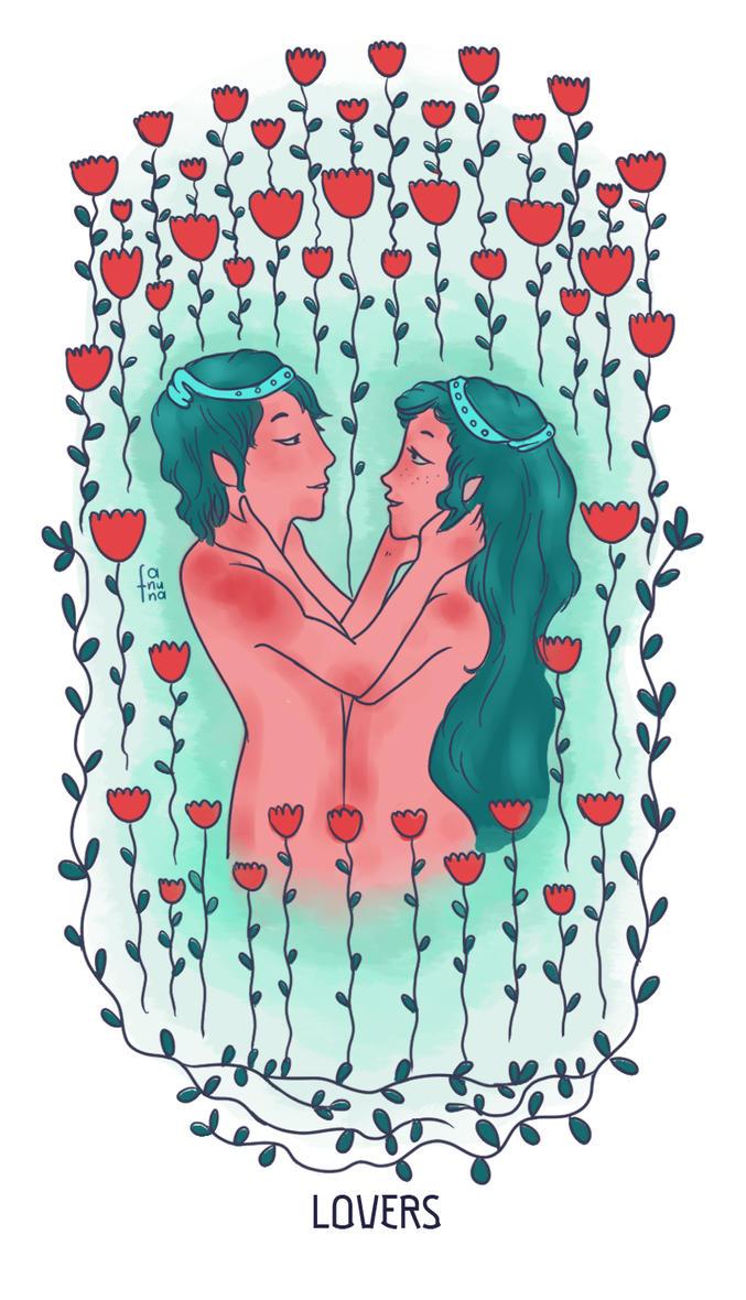 Lovers by fanuna