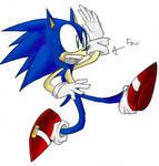 Sonic Needlemouse the Hedgehog