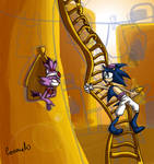 Aladdin and Badr-al-Budr