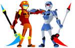 Natron and Freezon