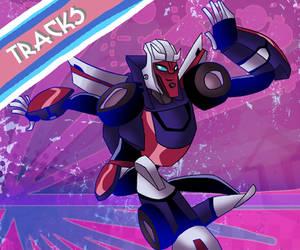 Super Funky Dance Robot by Sihira-Hedgehog