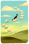 Maxwell And The Fleecy Clouds