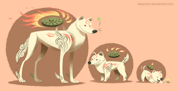 Ammy In Three Steps by Canvascope