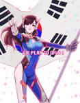 Overwatch Worldcup _ D.va