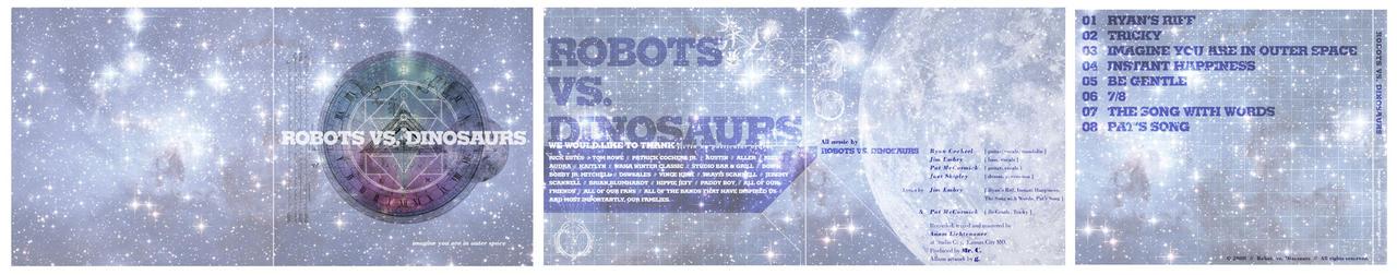 Robots vs. Dinosaurs