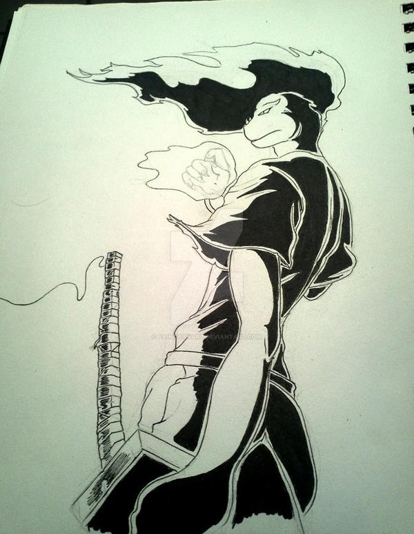 Fire draft by PainchanArt