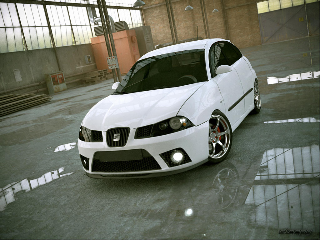 seat ibiza 6l stance 3 by lucianp on deviantart. Black Bedroom Furniture Sets. Home Design Ideas