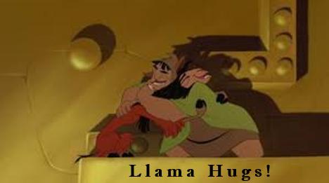 Llama Hugs 3