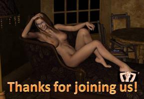 Thanks 2 by DaveAgain