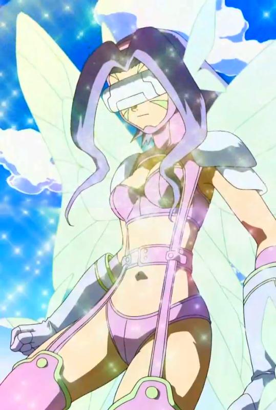 Fairymon, Sparkling Princess by 555Alex555