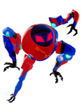 Into the Spiderverse: SP//DR vector (2)