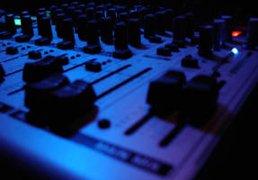 Sound Board by Rose-Tinted
