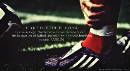 Futbol by vegetassj7
