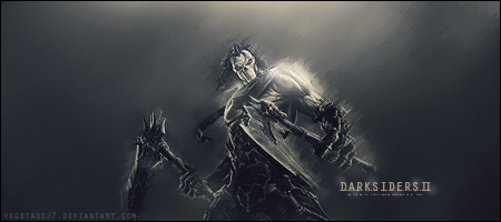 Darksiders II by vegetassj7