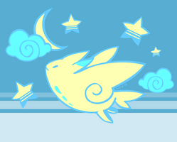 Day 1: Normal - Togekiss by avroillusion