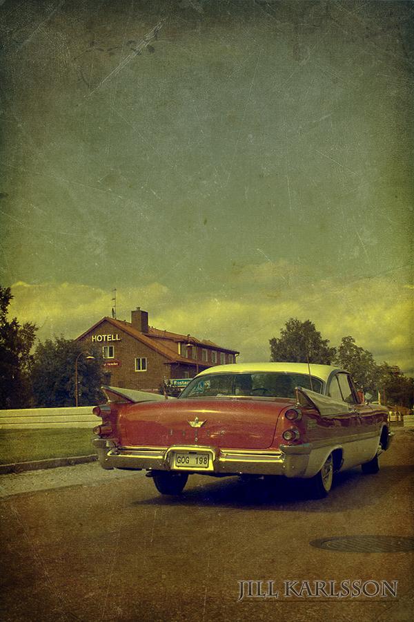 Classic Car by sororicida