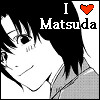 I Love Matsuda by Kiersten-Chan