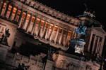 Roma at night!