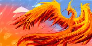Phoenix by E-Pendragon