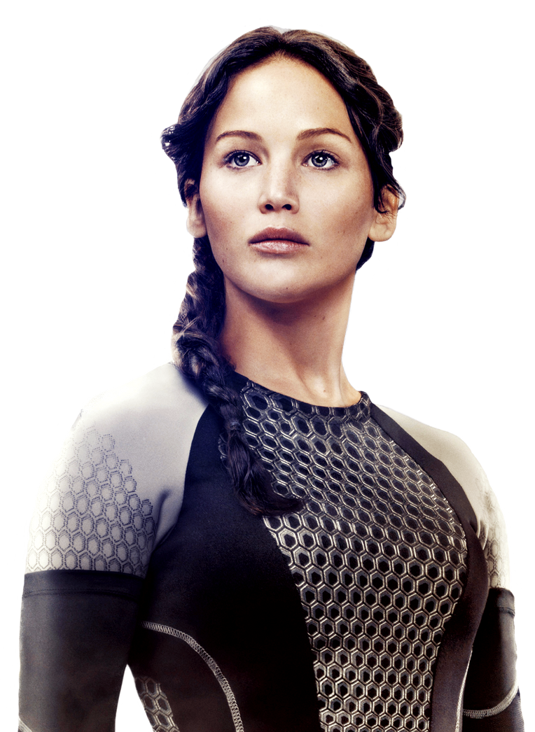 Hunger Games Cat Lady