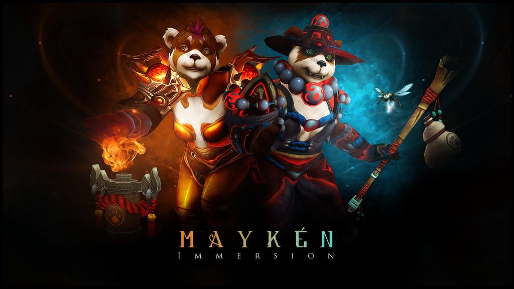 Mayken by Paraspriteful