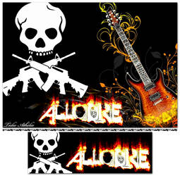 Logo allcore by 69Tm