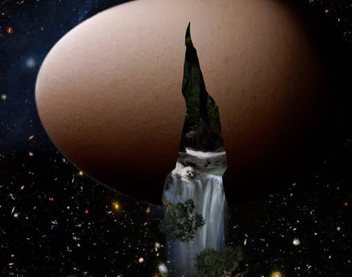 egg earth craks
