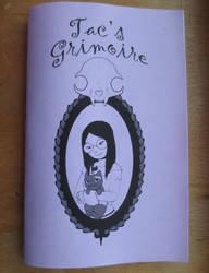 Tac's Grimoire Zine by rowanasabredancer