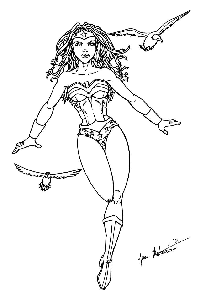Image Result For Catwoman Coloring Pages