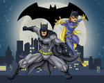 DC 20 TeamBatman by jmaturino