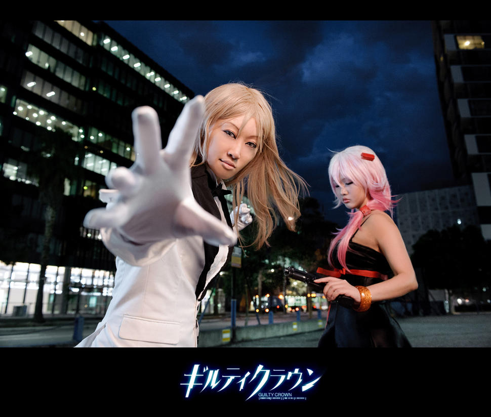 Guilty Crown: Resistance by Blackcrane56