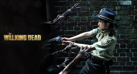 THE WALKING DEAD: Stay out of the city