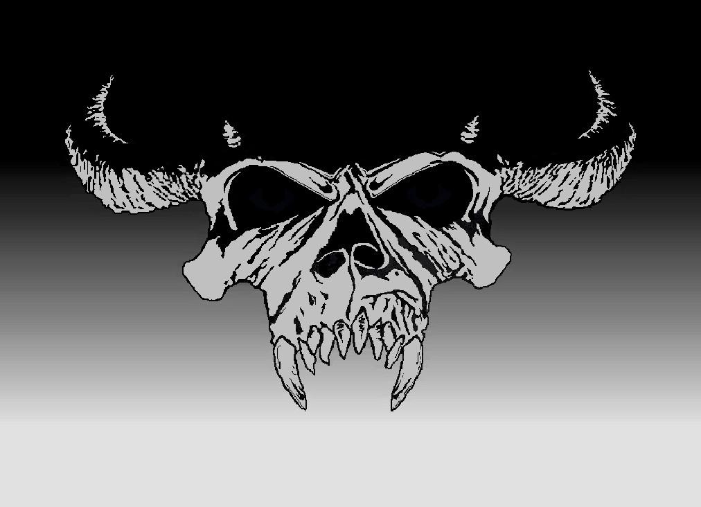 Skulls on Pinterest